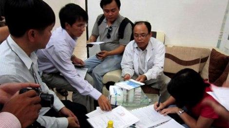 Phạt nặng một phòng khám Trung Quốc 375 triệuđồng